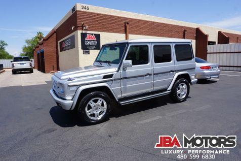 2003 Mercedes-Benz G500 G WAGON G CLASS 500 4WD SUV   MESA, AZ   JBA MOTORS in MESA, AZ