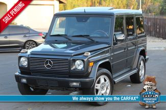 2003 Mercedes-Benz G500 NAVIGATION SERVICE RECORDS in Woodland Hills CA, 91367