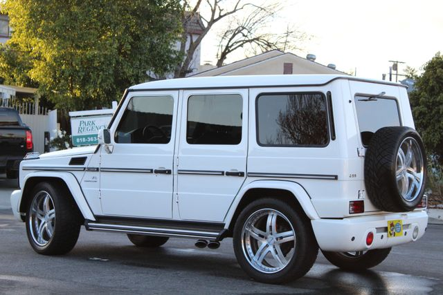 2003 Mercedes-Benz G55 AMG 78K MLS LORINSER XENON SERVICE RECORDS in Van Nuys, CA 91406