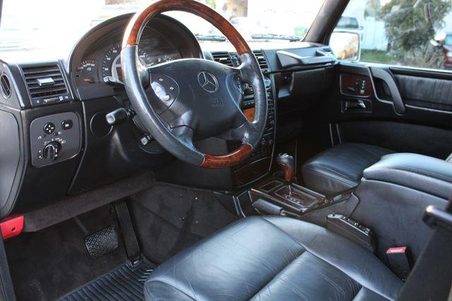 2003 Mercedes-Benz G55 AMG 78K MLS LORINSER XENON SERVICE RECORDS in Van Nuys, CA 91406