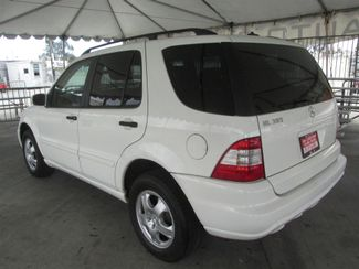 2003 Mercedes-Benz ML350 3.7L Gardena, California 1