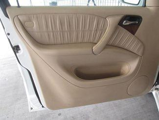 2003 Mercedes-Benz ML350 3.7L Gardena, California 9