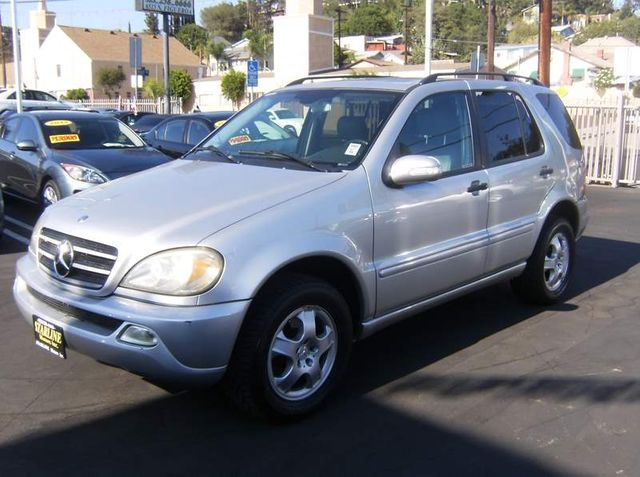 2003 Mercedes-Benz ML350 3.5L Los Angeles, CA
