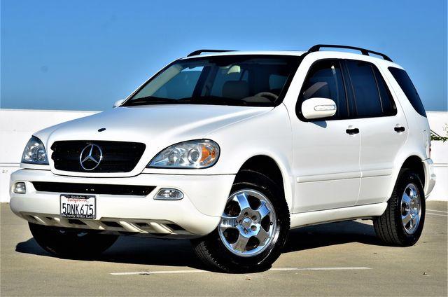 2003 Mercedes-Benz ML350 3.7L in Reseda, CA, CA 91335