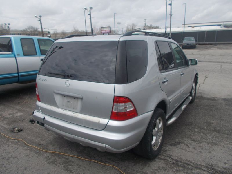 2003 Mercedes-Benz ML500 50L  in Salt Lake City, UT
