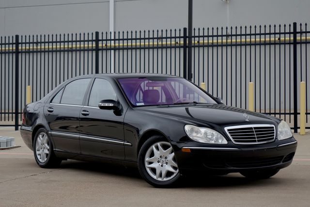 2003 Mercedes-Benz S430 4.3L in Plano, TX 75093