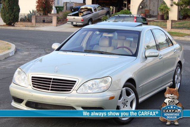 2003 Mercedes-Benz S430 SEDAN AMG DESIGNO PKG in Woodland Hills CA, 91367