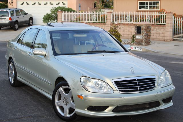 2003 Mercedes-Benz S430 SEDAN AMG DESIGNO PKG in Van Nuys, CA 91406