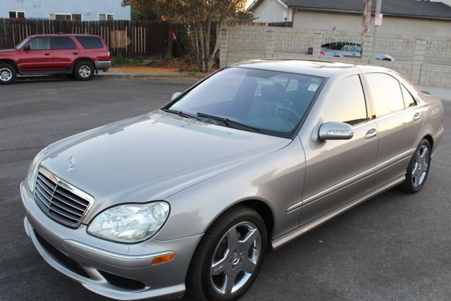 2003 Mercedes-Benz S430 SPORTS PKG AUTOMATIC XENON LEATHER SERVICE RECORDS in Woodland Hills, CA 91367