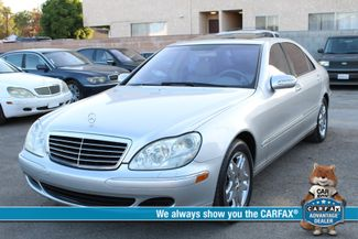 2003 Mercedes-Benz S430 ONE OWNER SERVICE RECORDS in Woodland Hills CA, 91367