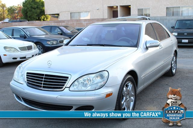 2003 Mercedes-Benz S430 ONE OWNER SERVICE RECORDS