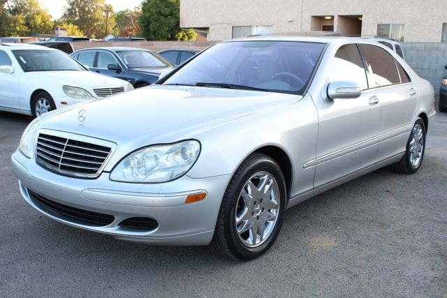2003 mercedes benz s430 one owner service records woodland hills