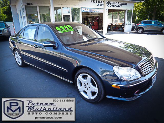 2003 Mercedes-Benz S500 5.0L Chico, CA
