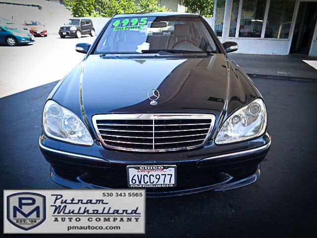 2003 Mercedes-Benz S500 5.0L Chico, CA 1