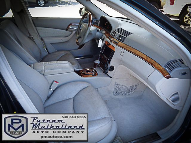 2003 Mercedes-Benz S500 5.0L Chico, CA 12