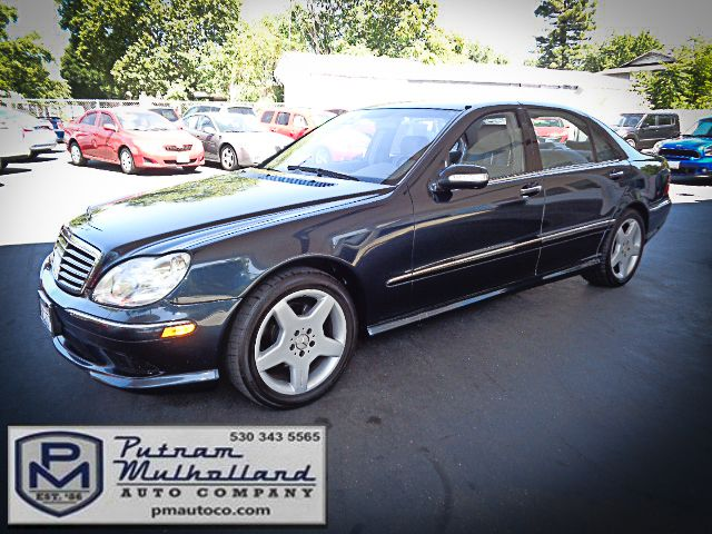 2003 Mercedes-Benz S500 5.0L Chico, CA 2