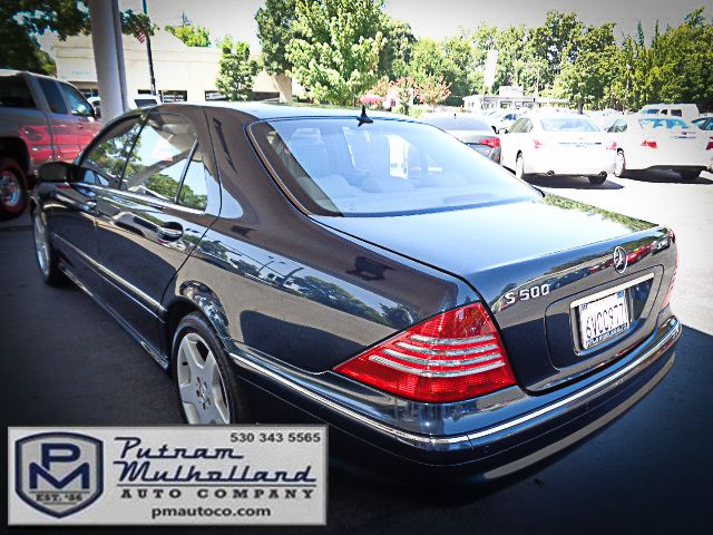 2003 Mercedes-Benz S500 5.0L Chico, CA 4