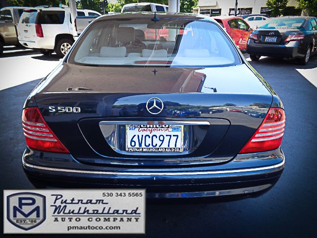 2003 Mercedes-Benz S500 5.0L Chico, CA 5