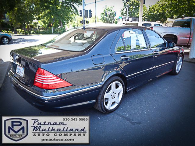 2003 Mercedes-Benz S500 5.0L Chico, CA 6