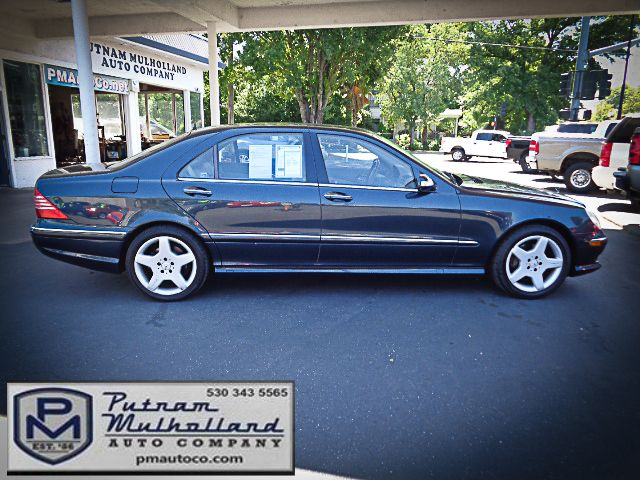 2003 Mercedes-Benz S500 5.0L Chico, CA 7