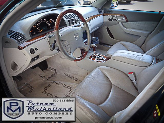 2003 Mercedes-Benz S500 5.0L Chico, CA 8