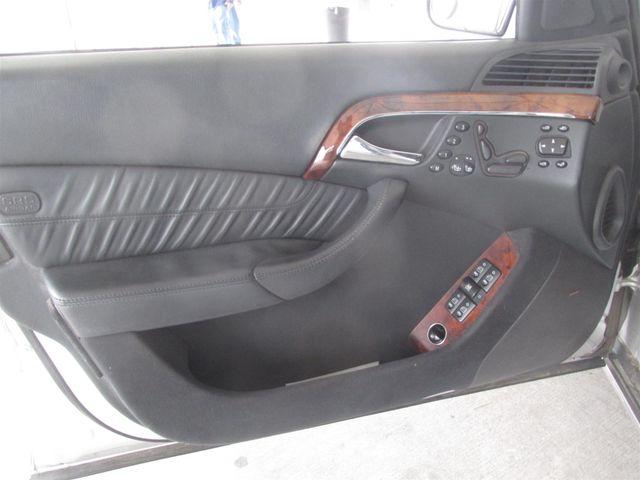 2003 Mercedes-Benz S500 5.0L Gardena, California 1