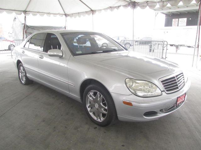 2003 Mercedes-Benz S500 5.0L Gardena, California 13