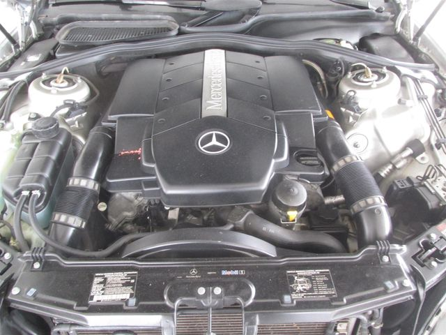 2003 Mercedes-Benz S500 5.0L Gardena, California 14