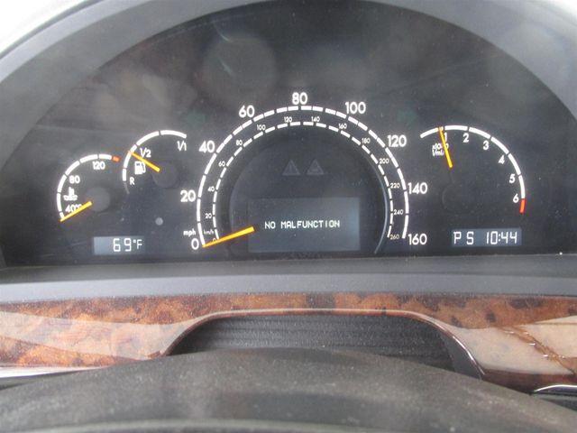 2003 Mercedes-Benz S500 5.0L Gardena, California 3