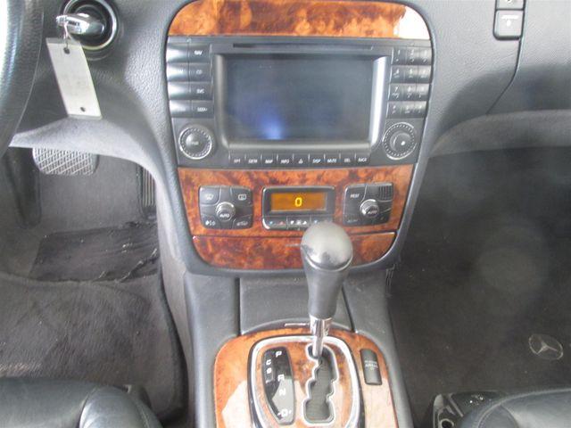 2003 Mercedes-Benz S500 5.0L Gardena, California 4