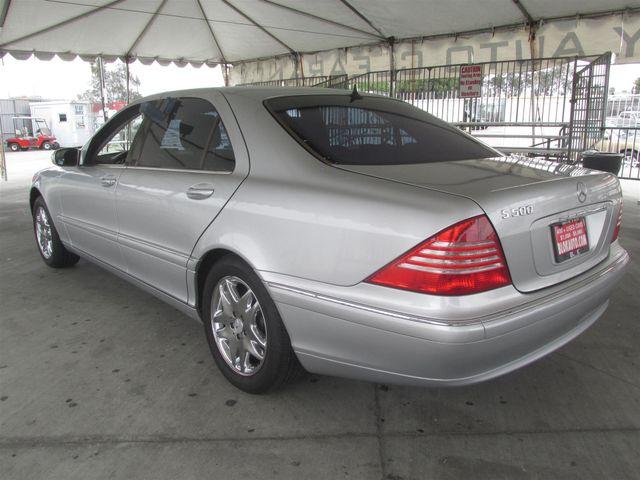 2003 Mercedes-Benz S500 5.0L Gardena, California 7