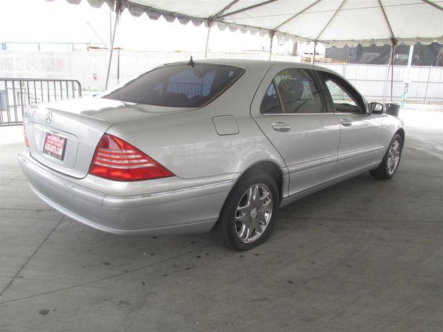 2003 Mercedes-Benz S500 5.0L Gardena, California 8