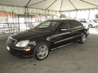 2003 Mercedes-Benz S55 AMG Gardena, California