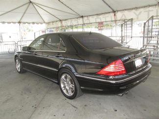 2003 Mercedes-Benz S55 AMG Gardena, California 1