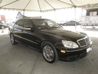 2003 Mercedes-Benz S55 AMG Gardena, California 3