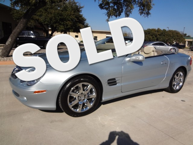 2003 Mercedes-Benz SL-Class in Austin, Texas 78726
