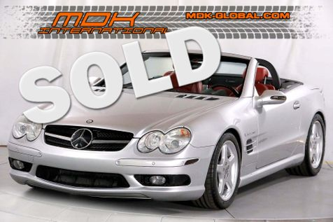 2003 Mercedes-Benz SL-Class SL55 AMG - SILVER ARROW - KEYLESS GO - DISTRONIC in Los Angeles
