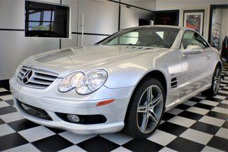 2003 Mercedes-Benz SL Class SL55 in Pompano, Florida 33064