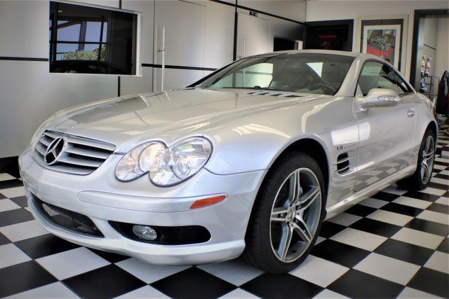 2003 Mercedes-Benz SL Class SL55