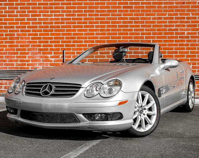 2003 Mercedes-Benz SL500 Sport Burbank, CA 0