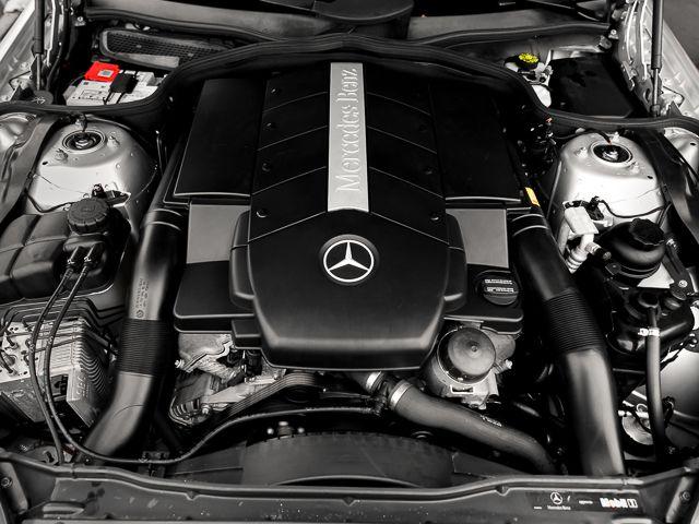 2003 Mercedes-Benz SL500 Sport Burbank, CA 22