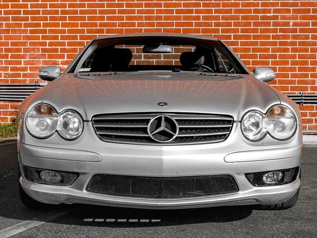 2003 Mercedes-Benz SL500 Sport Burbank, CA 3