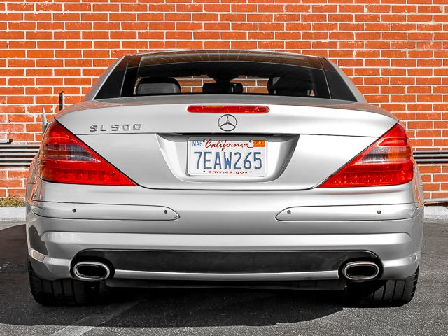 2003 Mercedes-Benz SL500 Sport Burbank, CA 4
