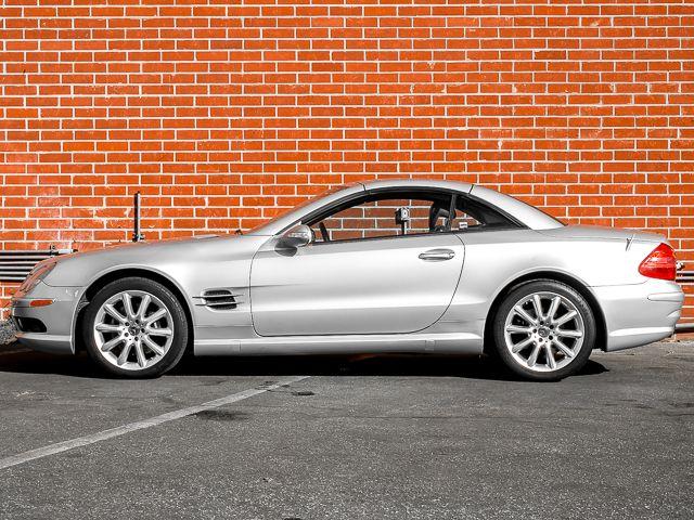 2003 Mercedes-Benz SL500 Sport Burbank, CA 5