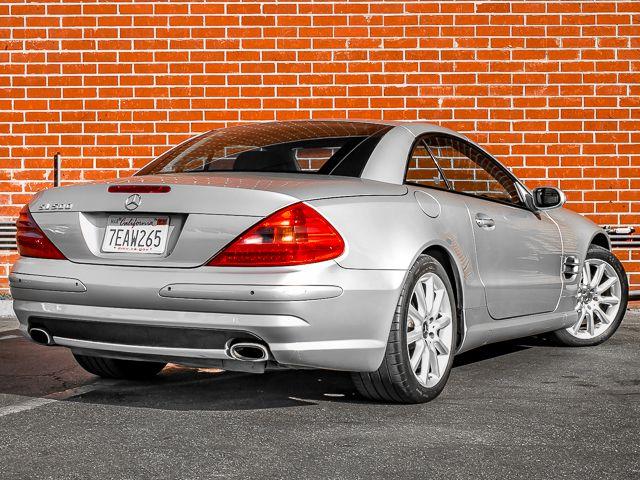 2003 Mercedes-Benz SL500 Sport Burbank, CA 7