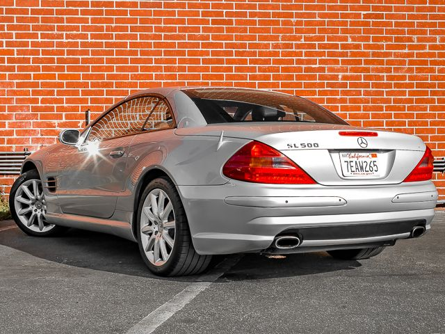 2003 Mercedes-Benz SL500 Sport Burbank, CA 8