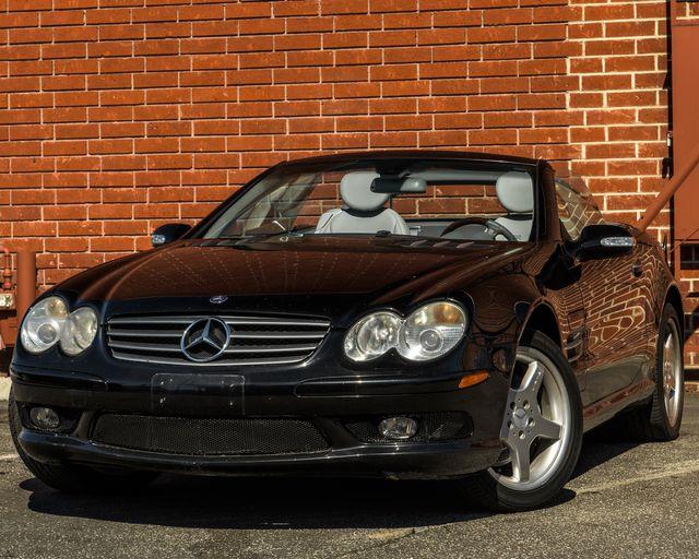 2003 Mercedes-Benz SL500 Burbank, CA