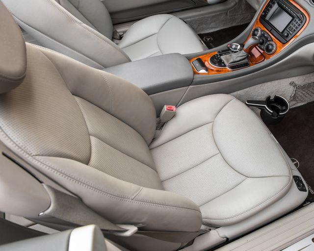 2003 Mercedes-Benz SL500 Burbank, CA 10