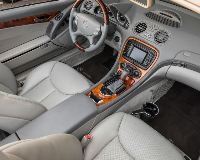 2003 Mercedes-Benz SL500 Burbank, CA 12