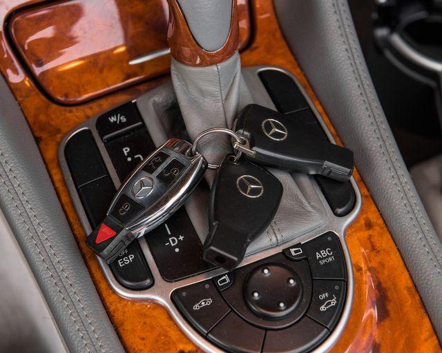 2003 Mercedes-Benz SL500 Burbank, CA 17